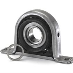 Driveshaft support bearings