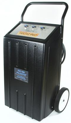 FAC-400 Pulsator Recycling A/C Flusher
