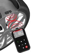VT31 TPMS sensor activator and reader