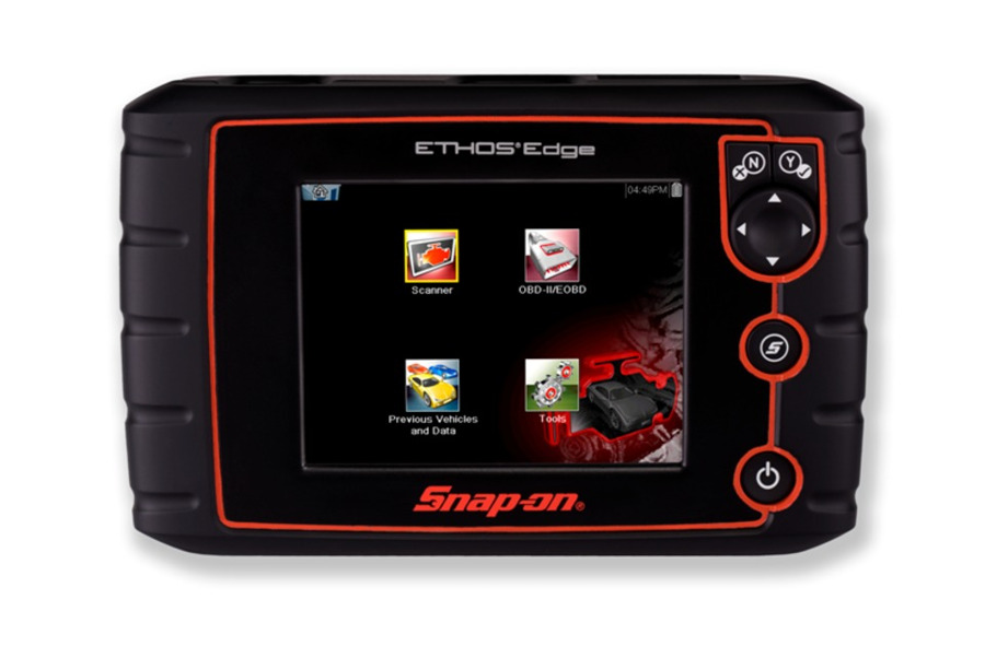 Bi Directional Scan Tool >> ETHOS Edge by Snap-on - iATN Auto Pro Reviews