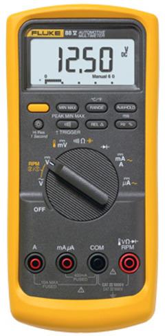 88V Automotive Multimeter