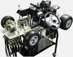Hydrostatic Transmission/Hydraulic Steering