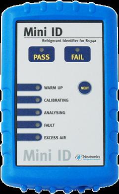 Mini ID R134a