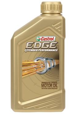 Edge Extended Performance Motor Oil
