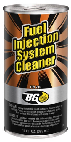 Fuel Injection System Cleaner