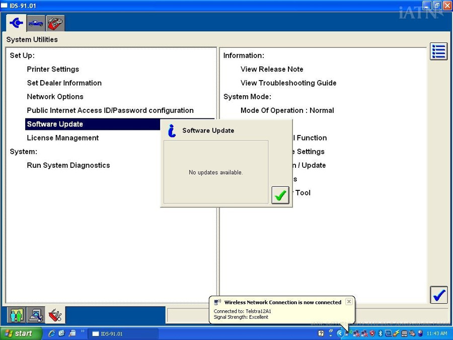 Ford IDS Software by Motorcraft - iATN Auto Pro Reviews
